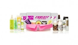 CurlKit Monthly Subscription Box