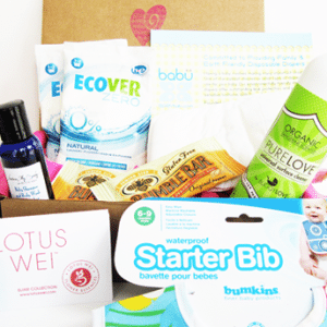 Ecocentric Mom Monthly Subscription Box