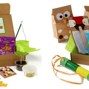 Green Kid Crafts Subscription Box