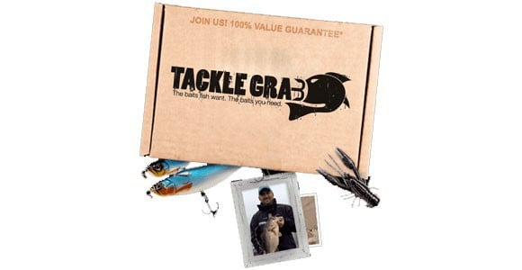 Tackle grab find subscription boxes for Monthly fishing box