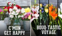 TheBouqs Flower Subscription