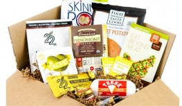 Vegan Cuts Snack Box Monthly Subscription Box