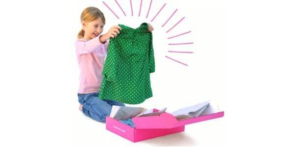 FabKids Monthly Subscription Box