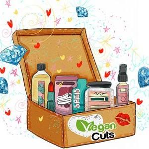Vegan Cuts Beauty Box Monthly Subscription Box