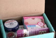 July 2013 Beauty Box 5 Review - Beauty Monthly Subscription Box