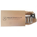Dollar Shave Club Monthly Subscription Box