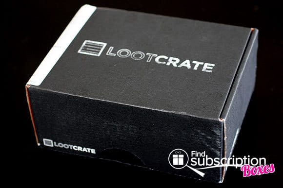 Loot Crate Monthly Subscription Box Review