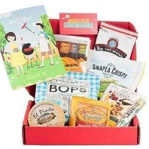 Love with Food Monthly Subscription Box