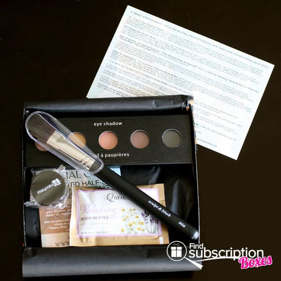 Starbox Monthly Beauty Subscription Box