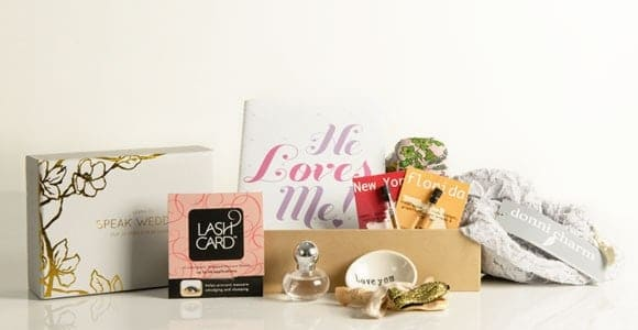 StudioWedBox Monthly Bride Subscription Box