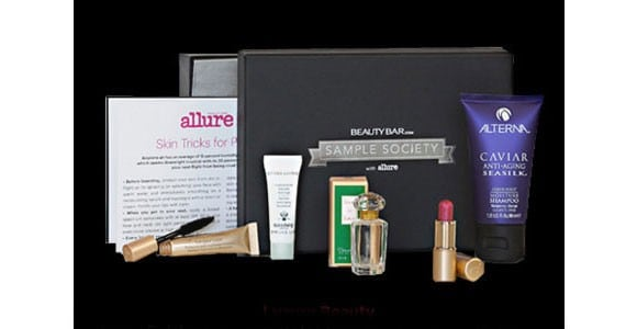Beauty Bar Sample Society Monthly Subscription Box