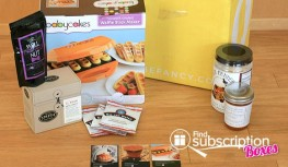 A Closer Look: September 2013 Fancy Food Box Review – Food & Snacks Subscription Box