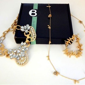 Your Bijoux Box Monthly Subscription Box