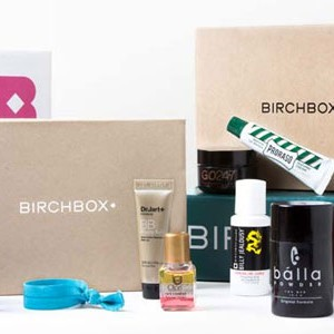 Birchbox Man Monthly Subscription Box
