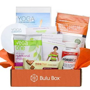 Bulu Box Weight Loss Monthly Subscription Box