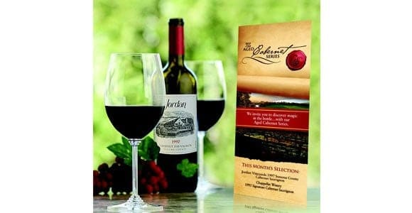 California Wine Club Monthly Subscription