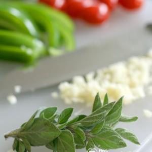 HelloFresh Food Subscription Box - Fresh Herbs & Ingredients