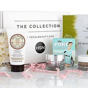 HSN Total Beauty Collection Box