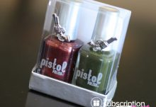 Pistol Polish Nail Polish Monthly Subscription Box - Nail Polish