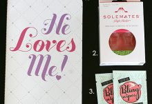 September 2013 StudioWedBox Review - Bridal Monthly Subscription Box