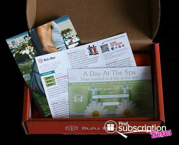 October 2013 Bulu Box Review