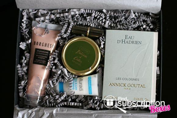 November 2013 Beauty Bar Sample Society Beauty Subscription Box