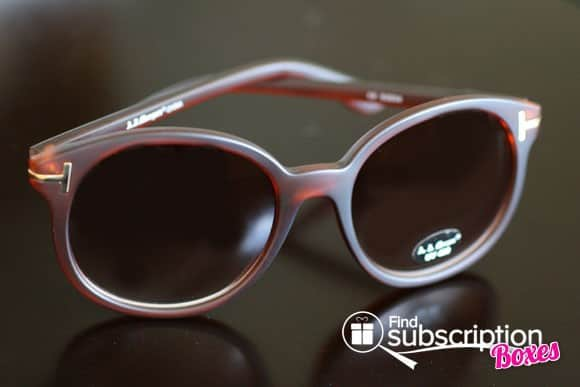 September Wantable Accessories Box - Dara Sunglasses