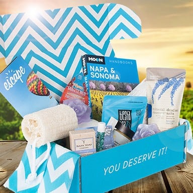 Escape Monthly Subscription Box