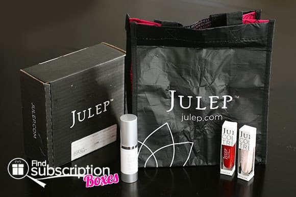 Julep Maven Starter Box Nail Polish Monthly Subscription Box Review Box Contents