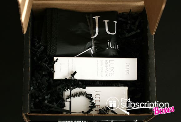 Julep Maven Starter Box Nail Polish Monthly Subscription Box Review Open Box