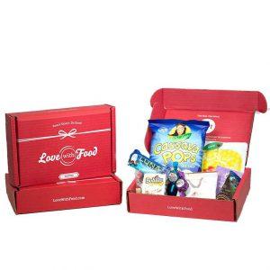 Love with Food Tasting Box