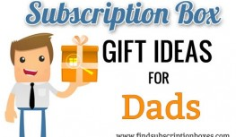 Subscription Box Gift Ideas for Dad