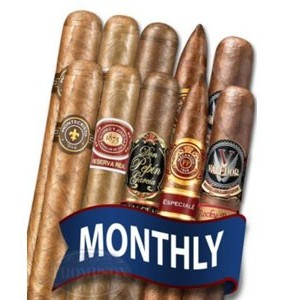 Thompson Cigar Sampler of the Month Club