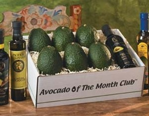 Avocado of the Month Club Monthly Subscription
