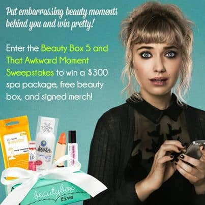Beauty Box 5 Sweepstakes
