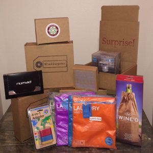 Blind Surprise Monthly Subscription Box
