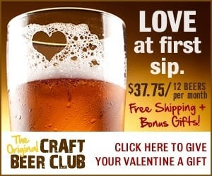 Craft Beer Club Monthly Beer Subscription Box