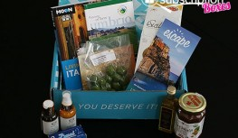 A Closer Look: December 2013 Escape Monthly Box Review – Destination-Themed Subscription Box