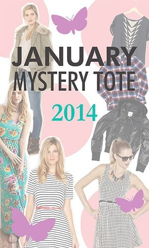 Golden Tote Mystery Tote