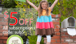 Save $5 off All Green Kid Crafts Monthly Subscriptions with Code sub5