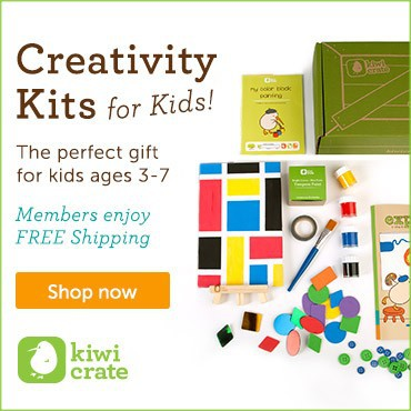 Kiwi Crate Monthly Subscription Box