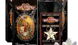 KOA Coffee Kona Coffee Club Monthly Subscription