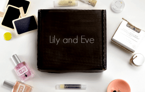 Lily and Eve Monthly Subscription Box for Women