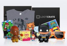 Loot Crate Monthly Subscription Box