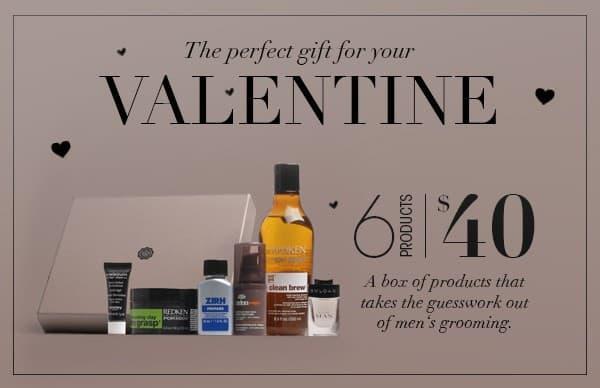 Men's GLOSSYBOX Valentine's Day