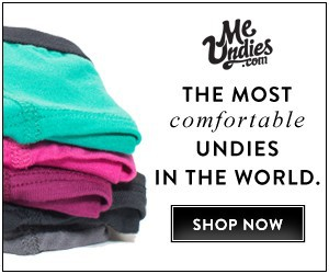 MeUndies Underwear Monthly Subscription Box