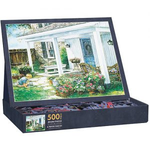 Puzzle of the Month Club Monthly Subscription Box