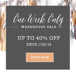 Total Beauty Collection Warehouse Sale