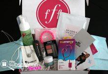 Winter 2013 FabFitFun VIP Box Review