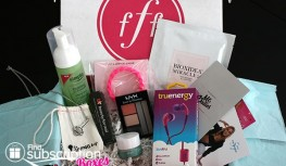 A Closer Look: Winter 2013 FabFitFun VIP Box Review – Women's Subscription Box